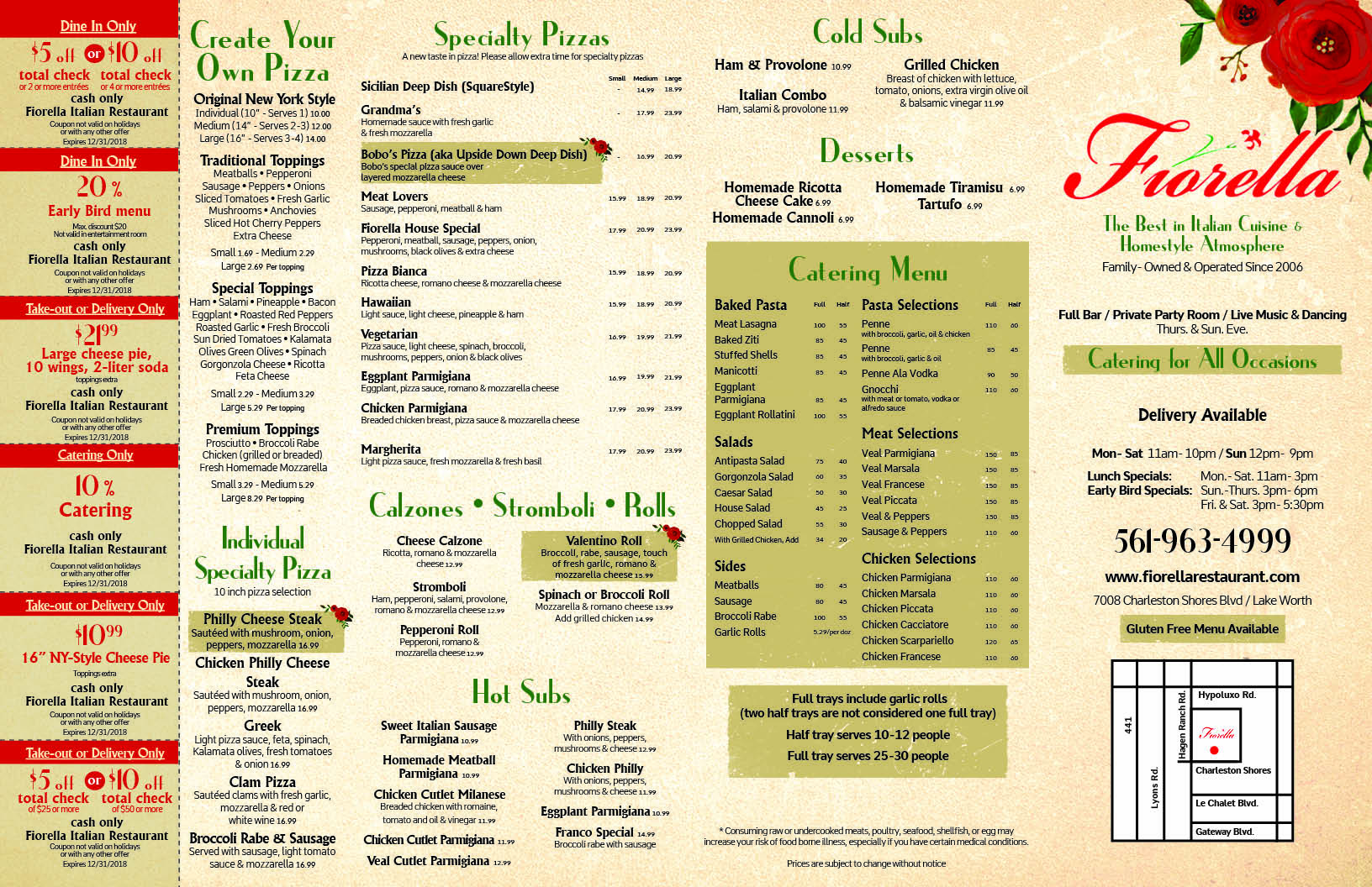 restaurant coupons lake worth florida